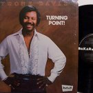 Davis, Tyrone - Turning Point - Vinyl LP Record - R&B Soul
