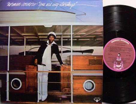 Connors, Norman - You Are My Starship - Vinyl LP Record - R&B Soul