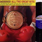 Commodores - All The Great Hits - Vinyl LP Record - R&B Soul