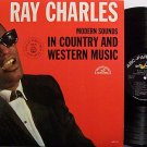 Charles, Ray - Modern Sounds In Country & Western Music Volume 1 - Vinyl LP Record - Mono