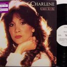 Charlene - Used To Be - Vinyl LP Record - White Label Promo - R&B Soul