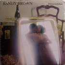 Brown, Randy - Welcome To My Room - Sealed Vinyl LP Record - R&B Soul