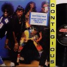 Bar-Kays, The - Contagious - Vinyl LP Record - Bar Kays - R&B Soul Funk