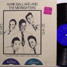 Ballard, Hank & The Midnighters - 20 Hits - Vinyl LP Record - R&B Soul
