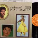 Bailey, Pearl - The Best Of Pearl Bailey - Vinyl LP Record - R&B Soul Pop Blues