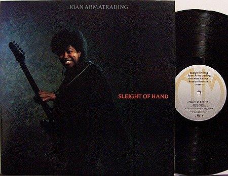 Armatrading, Joan - Sleight Of Hand - Vinyl LP Record - R&B Soul