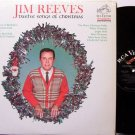 Reeves, Jim - Twelve Days Of Christmas - Vinyl LP Record - 12 - Country