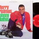 Mathis, Johnny - Merry Christmas - Vinyl LP Record - Pop