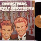 Everly Brothers - Christmas With - Vinyl LP Record - Rock