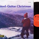Baker, Jim - A Steel Guitar Christmas - Vinyl LP Record - Country