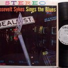 Sykes, Roosevelt - Sings The Blues - Vinyl LP Record - Blues