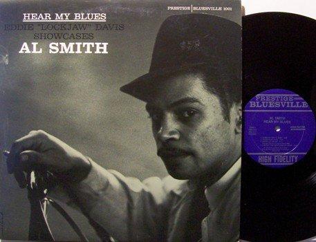 Smith, Al - Hear My Blues - Vinyl LP Record - Blues