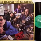 Little Charlie & The Nightcats - Disturbing The Peace - Vinyl LP Record - Blues