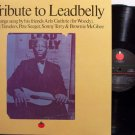 Leadbelly, A Tribute To - Vinyl 2 LP Record Set - Brownie McGhee / Sonny Terry etc - Blues