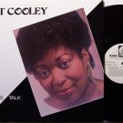 Cooley, Pat - Double Talk - Vinyl LP Record - Blues