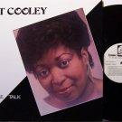Cooley, Pat - Double Talk - Vinyl LP Record - Blues