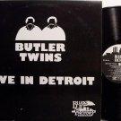 Butler Twins, The - Live In Detroit - Vinyl LP Record - Blues