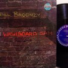 Broonzy, Big Bill & Washboard Sam - Off The Record - Vinyl LP Record - Blues