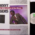 Adams, Johnny - Room With A View Of The Blues - Vinyl LP Record - Dr. John / Duke Robillard etc