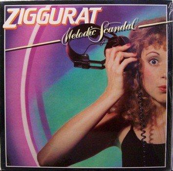 Ziggurat - Melodic Scandal - Sealed Vinyl LP Record - Rock