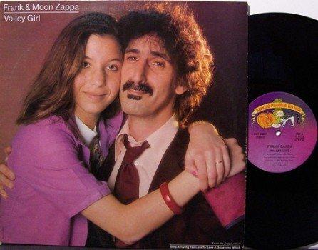 "Zappa, Frank & Moon - Valley Girl - 12"" Vinyl Single Record - Rock"