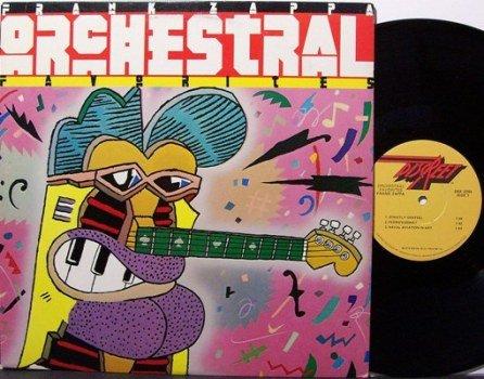 Zappa, Frank - Orchestral Favorites - Vinyl LP Record - Promo - Rock