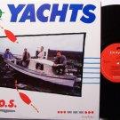 Yachts - S.O.S. - Vinyl LP record - SOS - Rock