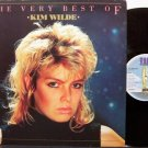 Wilde. Kim - The Very Best Of - UK Pressing - Vinyl LP Record - Rock