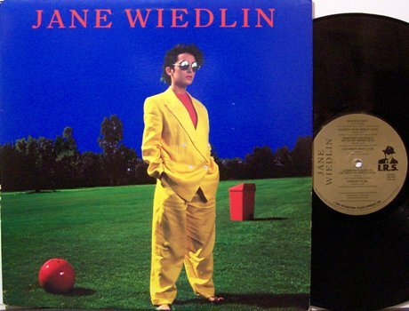 Wiedlin, Jane - Self Titled - Vinyl LP Record - Go Go's - Rock