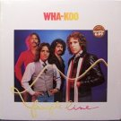 Wha-Koo - Fragile Line - Sealed Vinyl LP Record - Rock