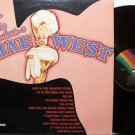 West, Mae - The Fabulous Mae West - Vinyl LP Record - Pop Rock