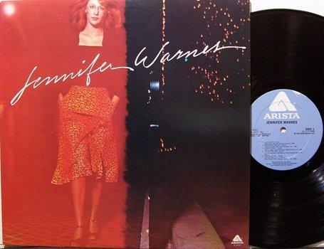 Warnes, Jennifer - Self Titled - Vinyl LP Record - Pop Rock