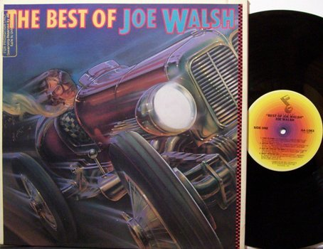 Walsh, Joe - The Best Of Joe Walsh - Vinyl LP Record - Rock