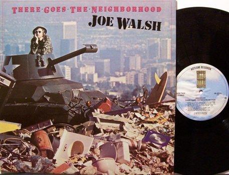 Walsh, Joe - There Goes The Neighborhood - Vinyl LP Record - Rock