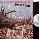 Walsh, Joe - There Goes The Neighborhood - Vinyl LP Record - Rock