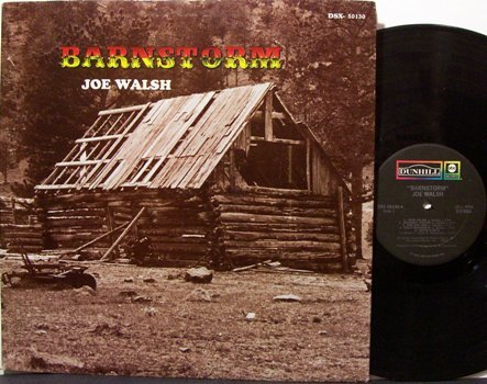 Walsh, Joe - Barnstorm - Vinyl LP Record - Rock