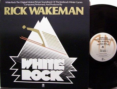 Wakeman, Rick - White Rock - Vinyl LP Record - Yes - Rock