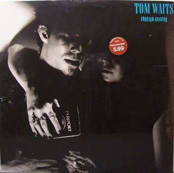 Waits, Tom - Foreign Affair - Sealed Vinyl LP Record - Rock