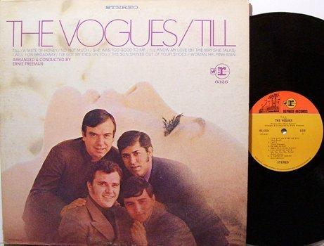 Vogues, The - Till - Vinyl LP Record - Pop Rock