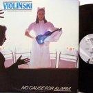 Violinski - No Cause For Alarm - Vinyl LP Record - ELO / Electric Light Orchestra - Rock