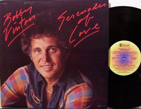 Vinton, Bobby - Serenades Of Love - Vinyl LP Record - Pop Rock