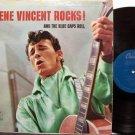 Vincent, Gene - Gene Vincent Rocks & The Blue Caps Roll - Vinyl LP Record - Rock