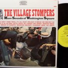 Village Stompers, The - More Sounds Of Washington Square - Vinyl LP Record - Pop Rock