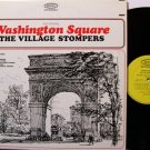 Village Stompers, The - Washington Square - Vinyl LP Record - Pop Rock