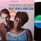 Vera, Billy & Judy Clay - Storybook Children - Vinyl LP Record - Pop Rock