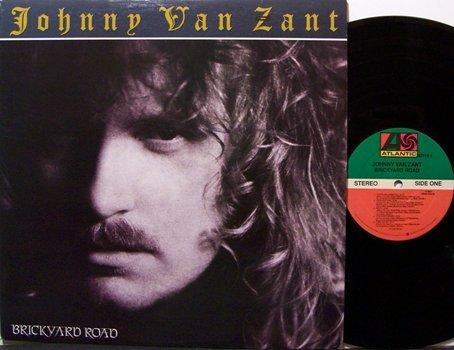 Van Zant, Johnny - Brickyard Road - Vinyl LP Record - Lynyrd Skynyrd - Southern Rock