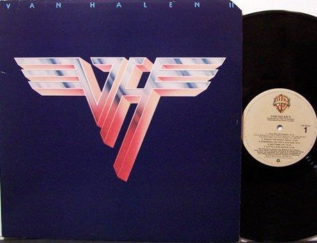 Van Halen - II - Vinyl LP Record - Rock