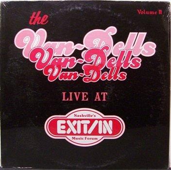 Van Dells, The - Love At Exit In - Sealed Vinyl LP Record - Rock