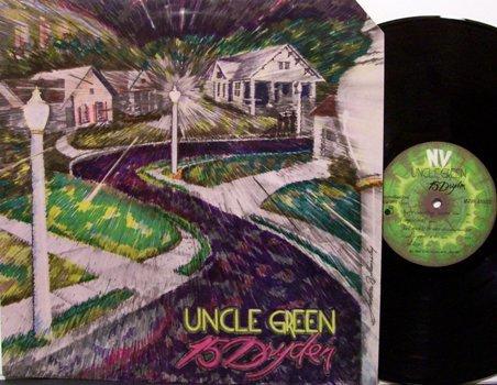 Uncle Green - 15 Dryden - Vinyl LP Record + Press Kit - Rock