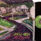 Uncle Green - 15 Dryden - Vinyl LP Record + Press Kit - Rock